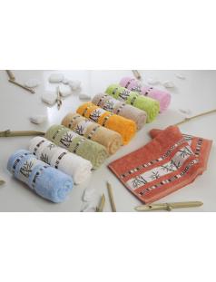 Бамбуковые полотенца (12 расцветок),Турция