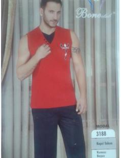 Мужская пижама Bone Club. Артикул С-89